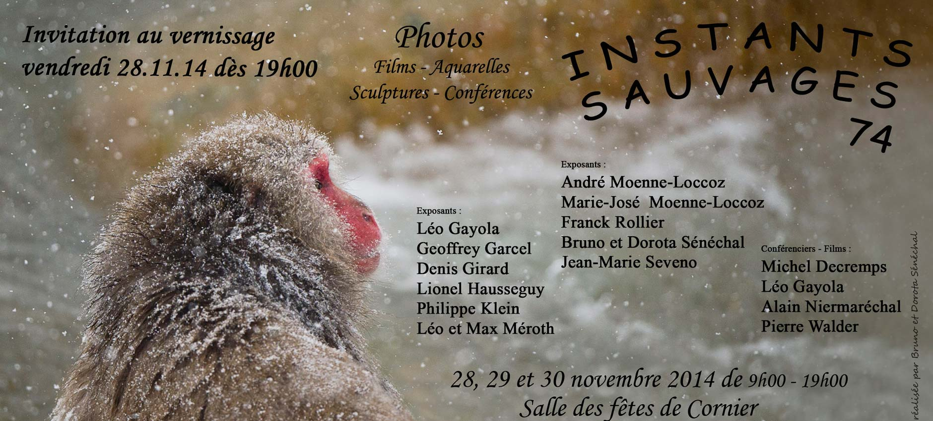 Festival Instants Sauvages 2014